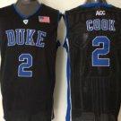 Men 14 Brandon Ingram Duke Blue Devils Jerseys College Sport Basketball Shirts Black