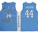 2017 North Carolina College Jerseys New Basketball Jerseys #44 Jackson Jersey Blue