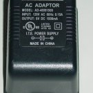 AD-48091500 (no cord) AC Adapter 9V 1500mA AD48091500