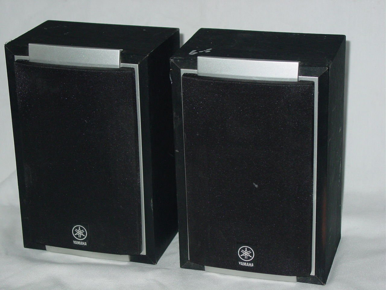 Yamaha NS-AP5705BLS Rear Speaker Pair for NS-AP5705 Home Theater System