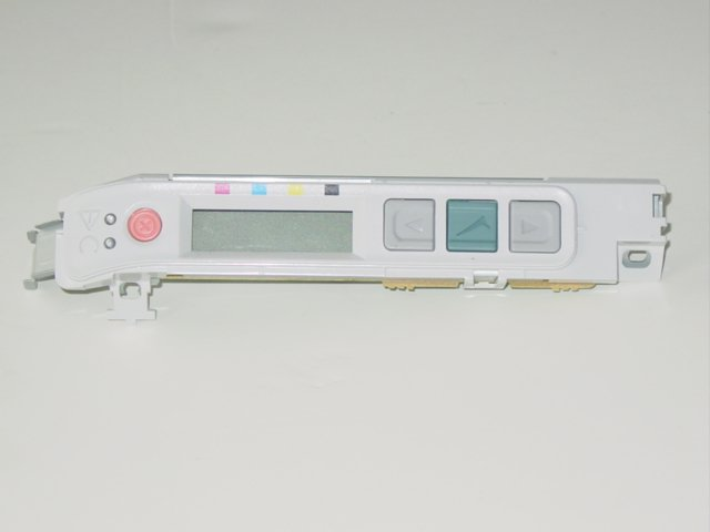 HP LaserJet Color 1600 2600 2600n Printer LCD Control Panel RM1-1982 RK2-0676