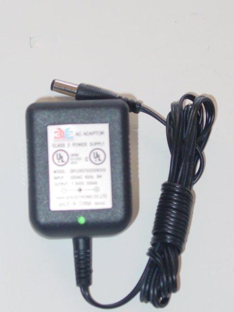 3YE GPU350750200WD00 AC Adapter 7.5V 200mA