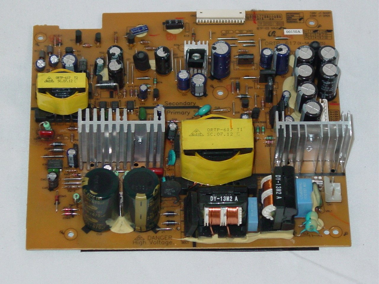 Samsung HT-X70 DVD Home Theater System PCB Power Supply Board ORTP-617