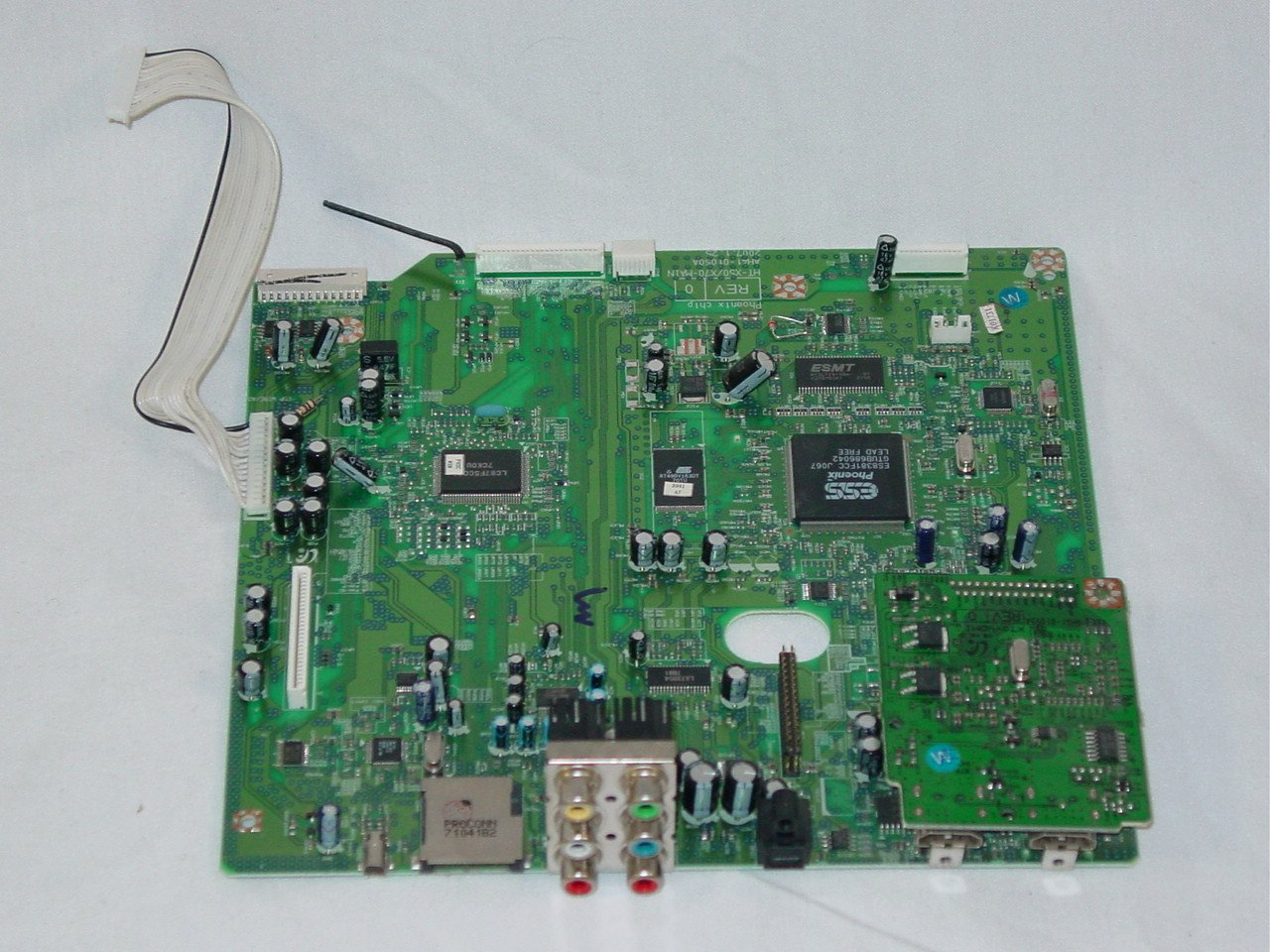 Samsung HT-X70 DVD Home Theater Main Logic Video Board AH41-01050A HT-X50/X70-MAIN