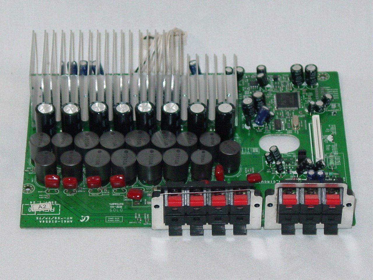Samsung HT-X70 DVD Home Theater Amplifier Audio Board AH41-01054A