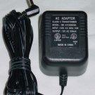 MK-411200830A AC Adapter w/ 1/8 Connector Plug 12VAC 830mA MK411200830A
