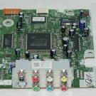 JVC XV-N350 DVD Player Main Logic Audio Video Board EAX31460205