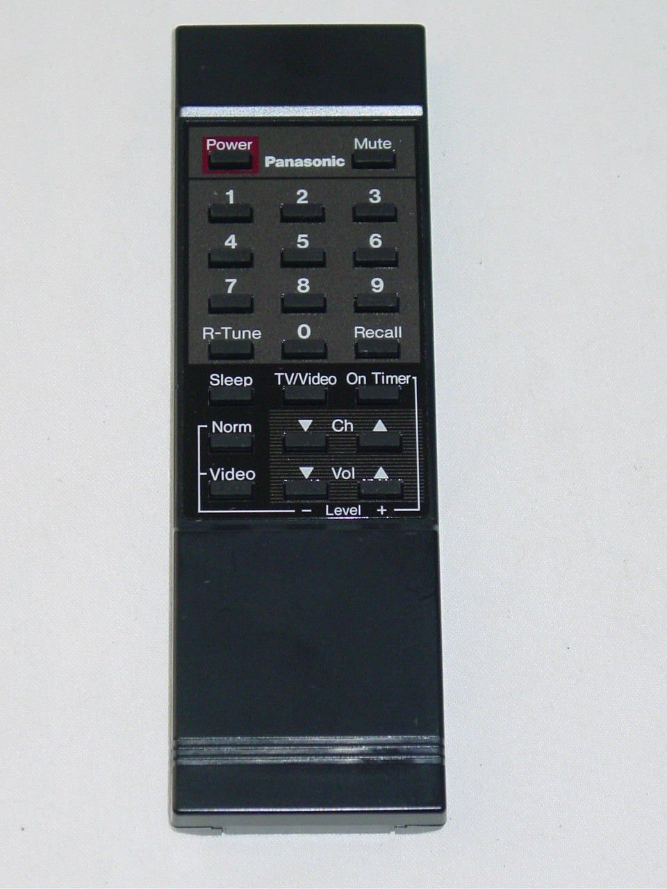 Panasonic EUR64977 TV Remote Control