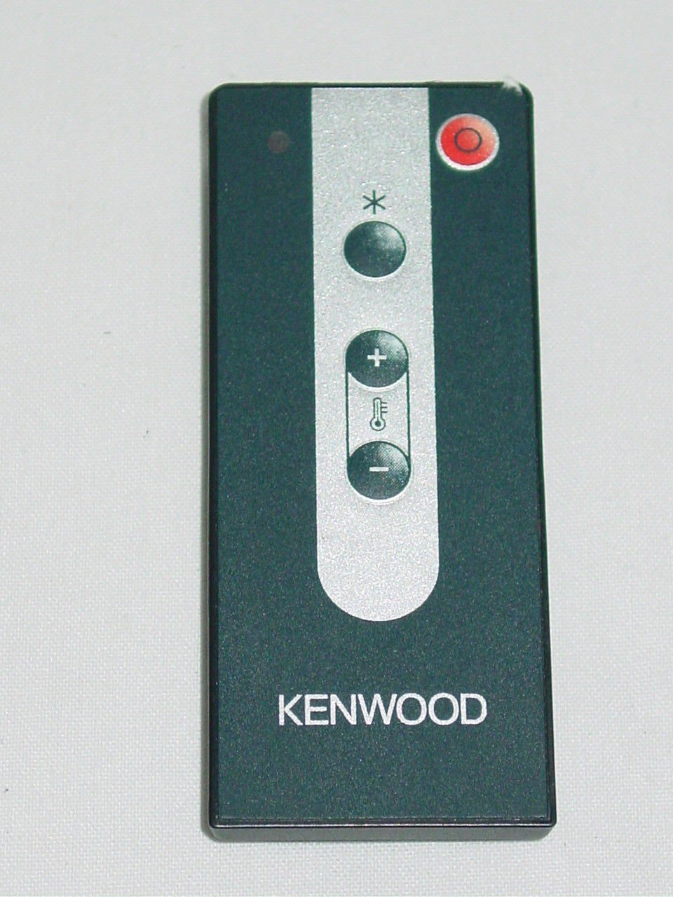 Kenwood 2609 AC Air Conditioner Unit Temperature Remote Control