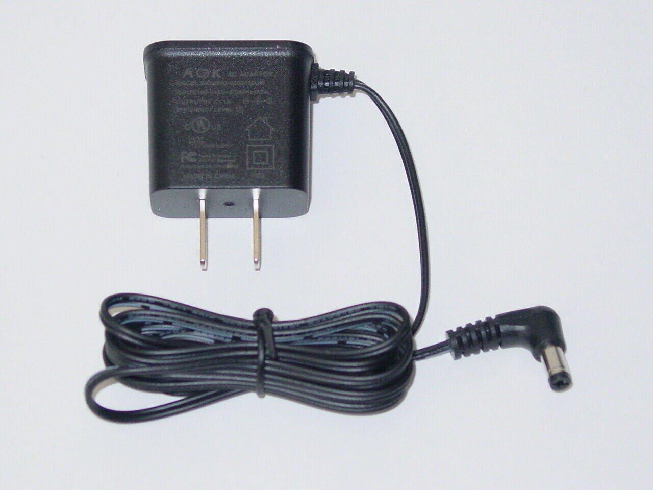 AOK AK06WG-0500100UW AC Power Adapter 5V 1A