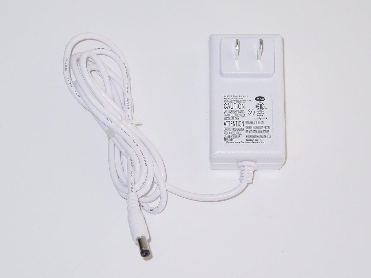 Innov IVP2400-0500W AC Power Adapter 24V 0.5A