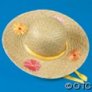 LADIES DAISY SUN HAT