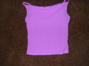 PRETTY PINK TANK BY CHARLOTTE RUSSE