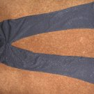 WOMENS BLACK SIZE 2 PANTS