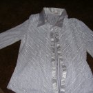 WOMENS JUNIORS XHILARATION SIZE M SHIRT