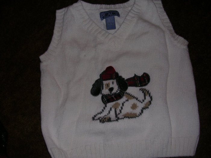 CHILDRENS PLACE VEST 18 MOS
