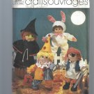 Vintage Simplicity Pattern 7116: Cabbage Patch Kids Costumes, Free Shipping