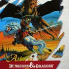 TSR Art of the Dungeons & Dragons Fantasy Game NM Free Shipping