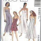 Simplicity Pattern 6590: Misses' Jumpsuit, Romper and Dress, Free Shipping