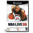NBA Live 06 Gamecube Game Only Free Shipping