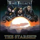 Lost Legacy: The Starship Board Game Free Shipping