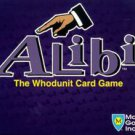 ALibi: The Whodunit Card Game (Open) Free Shipping