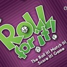 ROLL for it! Game Purple Edition Free Shipping