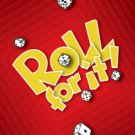 ROLL for it! Game Red Edition Free Shipping