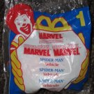 Spider-Man Vehicle Marvel McDonalds Happy Meal Toy Free Shipping