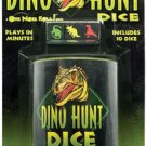 Dino Hunt Dice Game Free Shipping