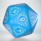 Card Game Level Counter, D20, Free Shipping