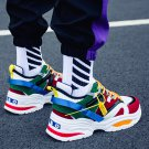 Where to Buy Men Clunky Sneakers Fashion Athletic Shoes Outdoor Summer Dad Shoes