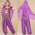 Women Raqs Sharqi Fitness Wear Middle Eastern Arab Girl Burka Plus Size XXL Belly Dance Uniform