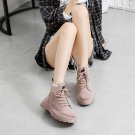 Leisure High Cut Suedette Sock Shoes Outdoor European Stylish Martin Boots