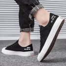 Summer Plimsolls Rugged Male Skate Sneakers Fashion Ulzzang Teenager Canvas Casual Shoes