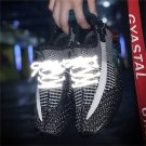 Spring Skater Shoes Men Mesh Fashion Leisure Outfits American Slip-on Casual Shoes