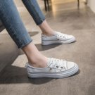 Summer Ulzzang Board Shoes Retro Teens Casual Plimsolls Little White Canvas Shoes