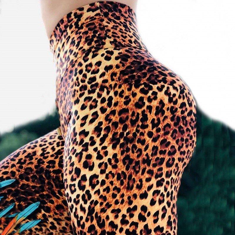 Women Body Mechanics Clothing High Waist Gym Leggings Yoga Outfits Bubble Butts Fitness Wear