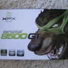 Nvidia 8500 GTS graphics card
