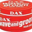 DAX Wave & Groom Hair Dress Red 99g
