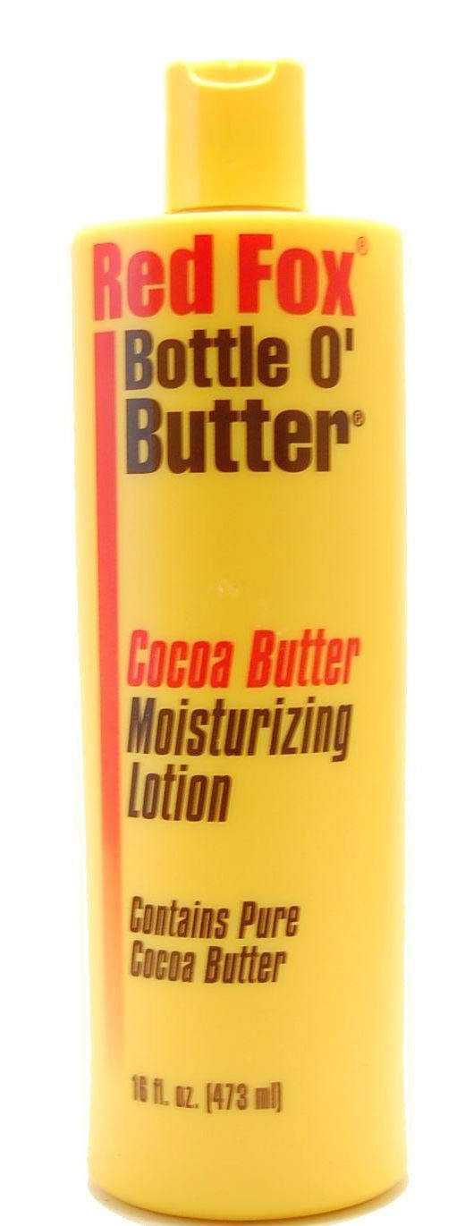 Red Fox Cocoa Butter Moisturising Lotion 473ml