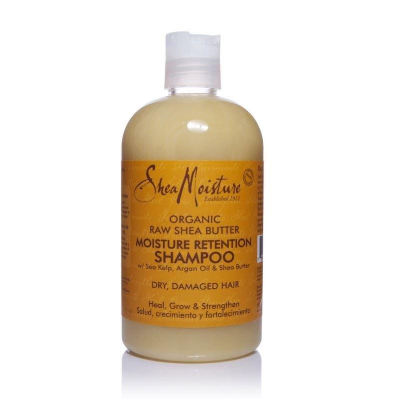 Shea Moisture Raw Shea Butter Retention Shampoo 12 Oz.