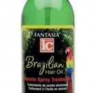 Fantasia Brazillian Hair Oil Keratin Spray Treatment 171ml