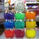 Magic Water Plant Flower Jelly Crystal Soil Mud Water Pearls Gel Beads Balls