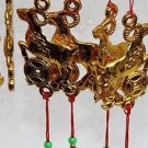 Feng Shui Tassel with one lamb /chinese decoction for Auspicious Money Luck