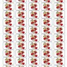 "50 Baby Elmo Envelope Seals / Labels / Stickers, 1"" by 1.5"""