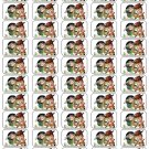 "50 Buzz Lightyear and Woody Envelope Seals / Labels / Stickers, 1"" by 1.5"""