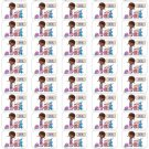 "50 Doc McStuffins and Friends Envelope Seals / Labels / Stickers, 1"" by 1.5"""