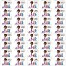 "50 Doc McStuffins and Friends Envelope Seals / Labels / Stickers, 1"" by 1.5"""