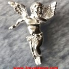 Heaven Sent Cute 3D Baby Angel.925 Anti Tarnish Solid Sterling Silver Pendant